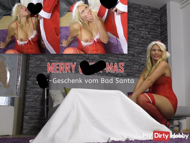Merry (SE)X-MAS! Fick-Geschenk vom Bad Santa