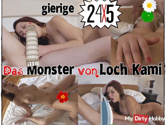 Gierige 24x5! Das MONSTER von LOCH KAMI !!!