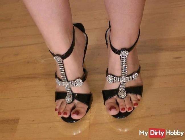 sexy neue Sandalen