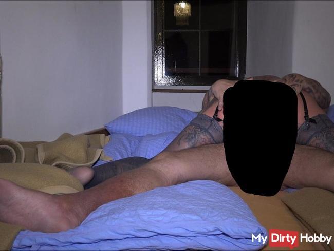 Sex auf einer Burg