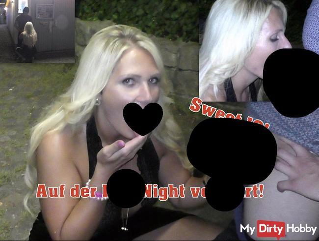 Sweet 18! Auf der PornNight verführt!