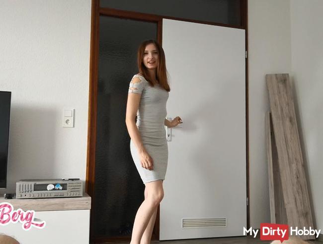 Mit sexy Kleid seine Ehe gefickt! Mein erstes mal AO!!