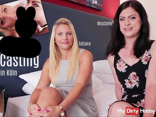 PORNO-Casting in Köln!