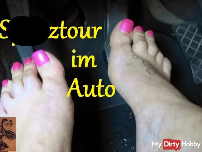 Spritztour Barfuss