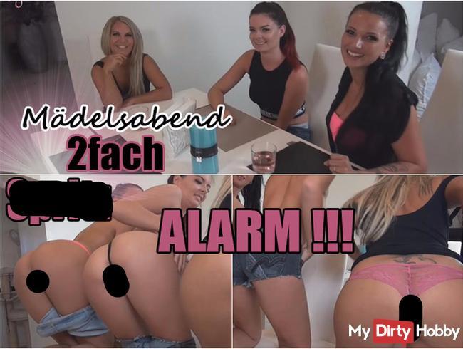 Mädelsabend - 2fach Spritz Alarm!!! (Teil1)