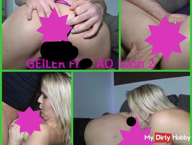 Geiler Fick AO Teil 1 von 2