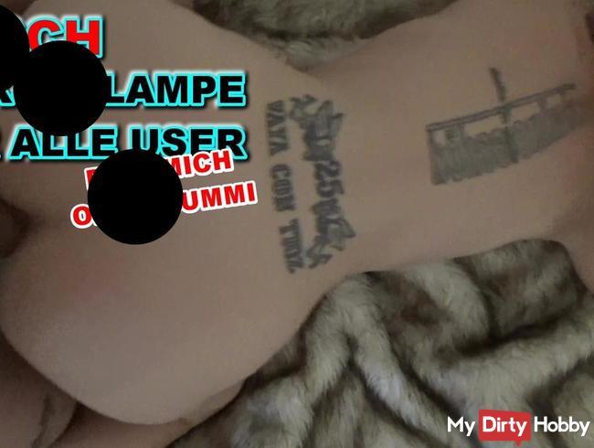 Arsch-Fickschlampe FÜR ALLE USER