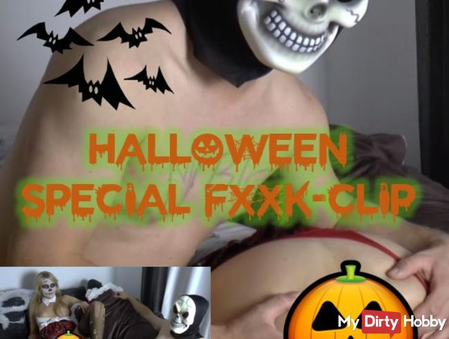Halloween Special Fick-Clip