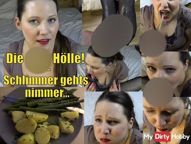 Die Piss-Hölle!!! - Das Spargel-Desaster