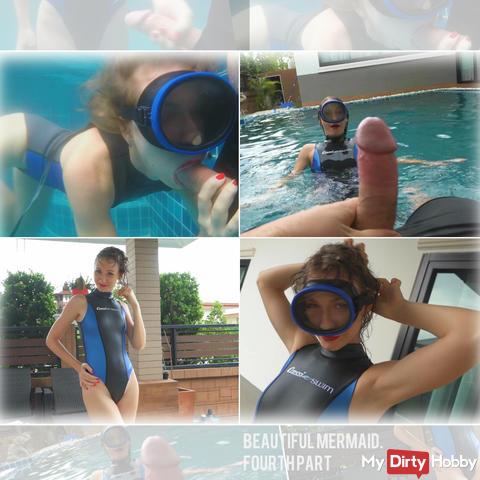 Beautiful Mermaid. 4 part