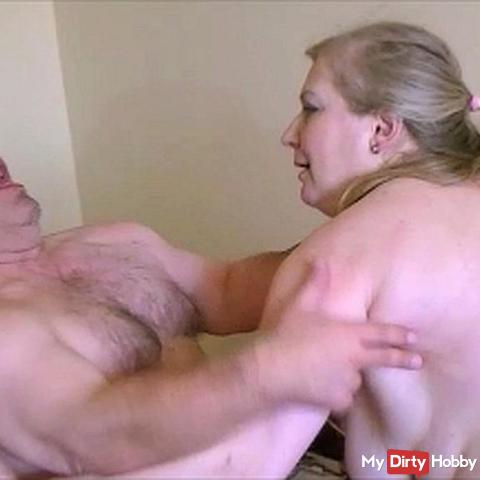 Dick und fett - gut im Bett