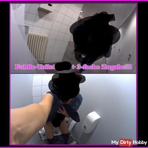 Public-Toilet-pi** + 3-fache Zugabe!!!
