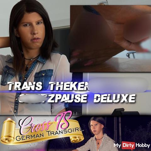 Die Trans Thekenw*xxerin - spri**pause