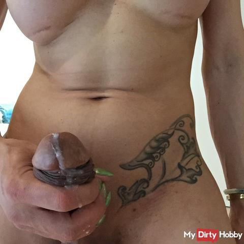 TS XXL-ANGEL 23x6 Hot Cum