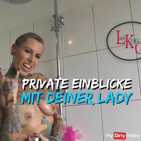 Privat gepi**t mit deiner Lady