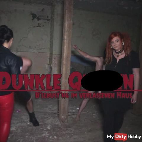 Dunkle Qualen - Ballbusting im verlassenen Haus