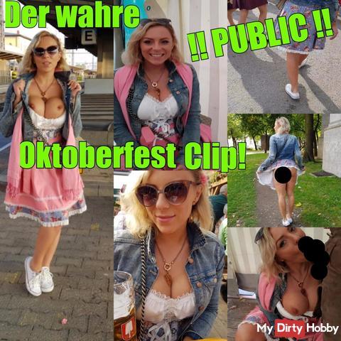 Der wahre Oktoberfest Clip!!