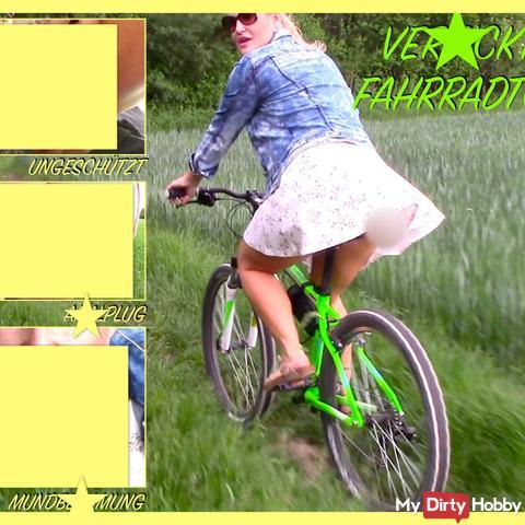 VERfi**TE FAHRRAD-TOUR!! Bin ich zu per***s??!