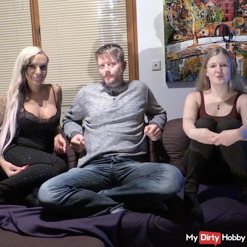 IRRE User threesome with Julia !!!