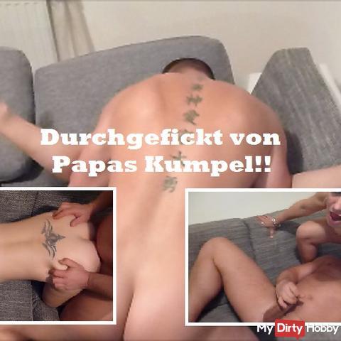 Mouthful of Dadys buddy !!
