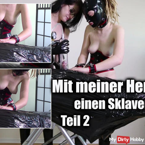 With my mistress a slave recorded II