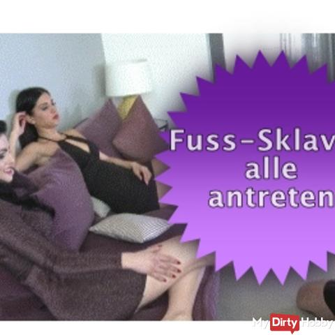 Foot slave - take all