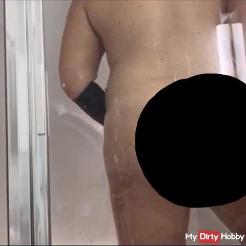 Geiles Duschen