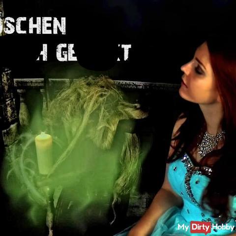 Dornmöschen ars** gefi**t