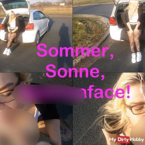 Sommer, Sonne, sper*aface!