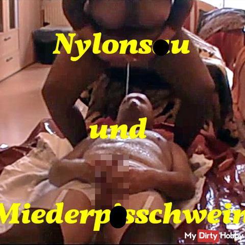 Nylonsau und Miederpi**schwein Teil1