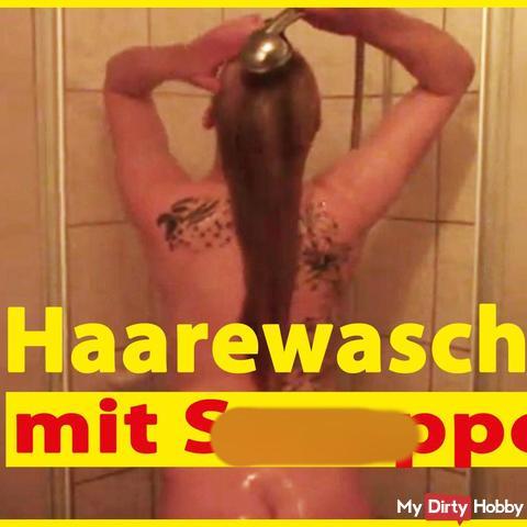 USERWUNSCH: Haarewaschen mit s*xappeal