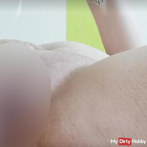 Nahaufnahme - geiler Orgasmus