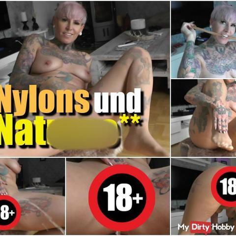 Nylons und naturs***