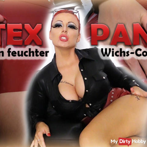 LATEX PANTIE - Your moist Wich countdown!