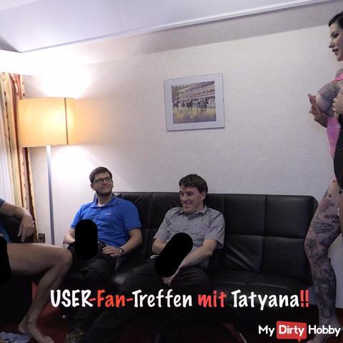 User-Fan-Treffen mit Tatjana!! 1/2