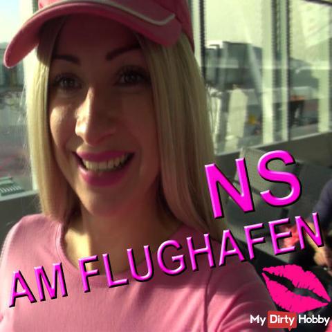 NS AT THE AIRPORT