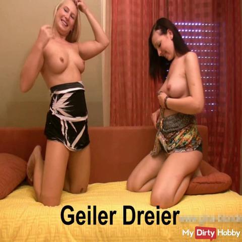 Geiler Dreier