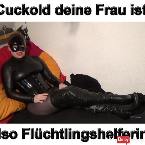 Cuckold your wife is so refugee assistant?