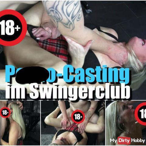 p*rno-Casting im Swingerclub
