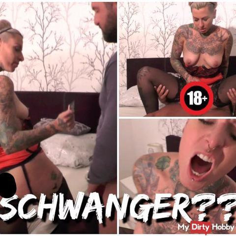 Schwanger? AO reingespri**t!