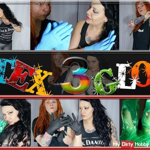 Latex Gloves Teil III