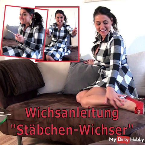 Wichsanleitung - chopsticks-wanker
