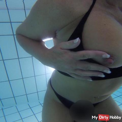 VirginMermaid - Im Pool endju**fert