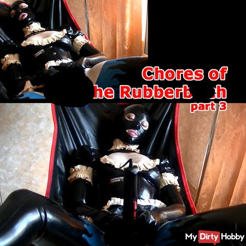 Chores of The Rubberbitch. Part 3.