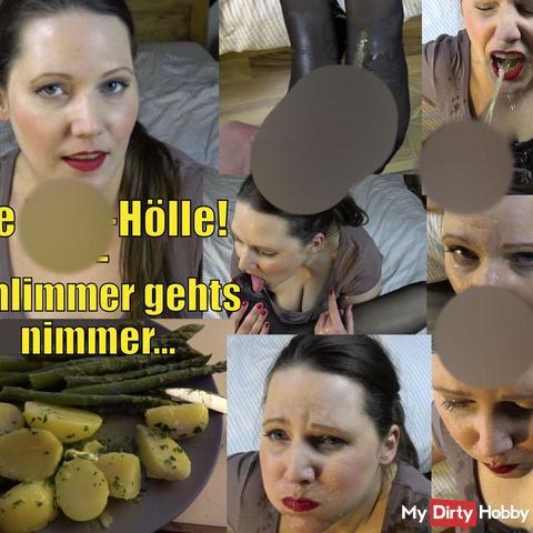 Die pi**-Hölle!!! - Das Spargel-Desaster