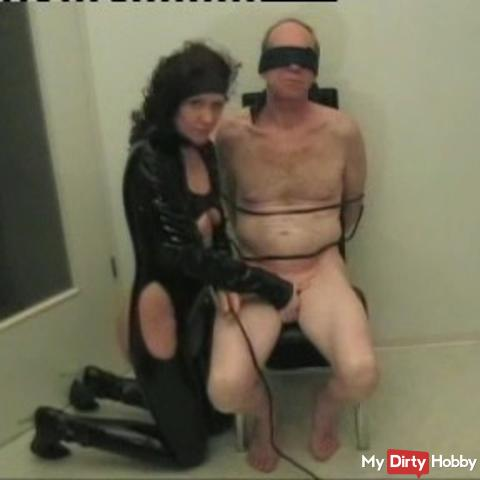 my slave visit was with me