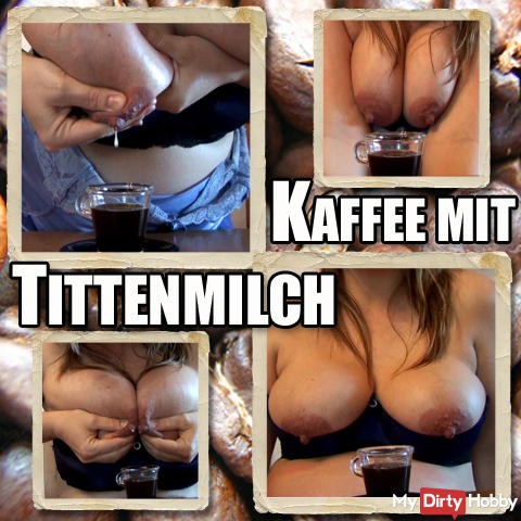 COFFEE WITH BREAST MILK