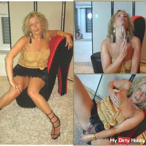 Desperate Housewife - Los, schwänger mich!!!