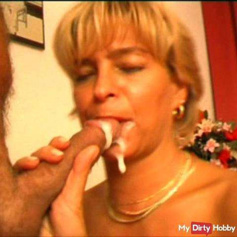 blowjob with great relish sperma