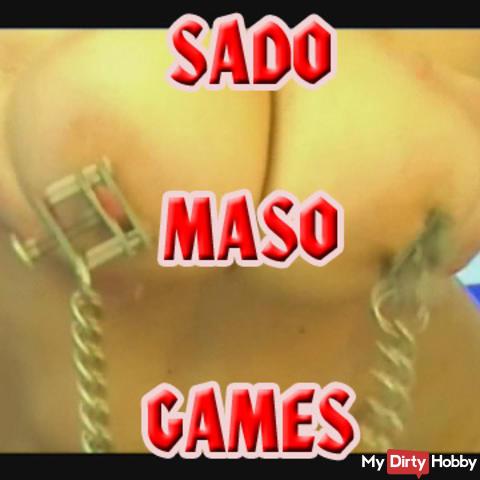 X-FILES : SADO GAMES